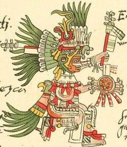 Mitologia Azteca