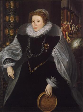 Elisabetta I - Regina e Maga