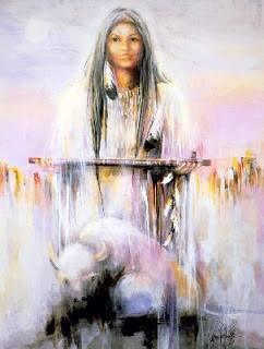 Leggenda della Sacra Pipa