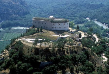 Garzapano custode del castello di rivoli