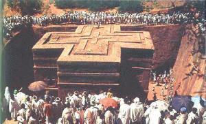 Lalilelà - Etiopia