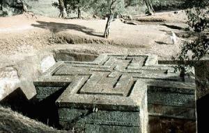 Chiesa Labilelà - Etiopia