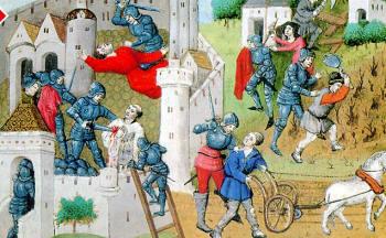 Medioevo Battaglia