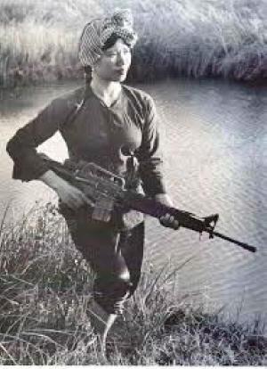 La tattica dei Vietcong