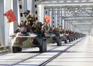 Miniatura per l'articolo intitolato:INVASIONE SOVIETICA