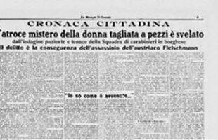 """Miniatura per l'articolo intitolato:IL CASO DELLA """"BELA RININ"""""""