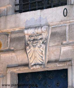 Mascherone della Cittadella