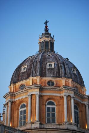 Basilica di Superga: la chiesa
