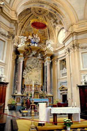 Basilica di Superga: gli altari