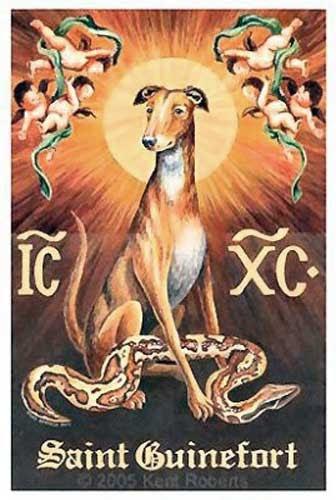 Guinefort: il cane santo