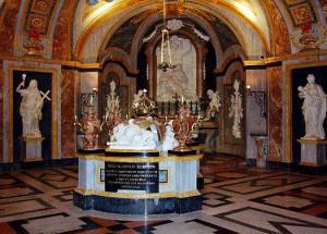 Basilica di Superga: le tombe reali
