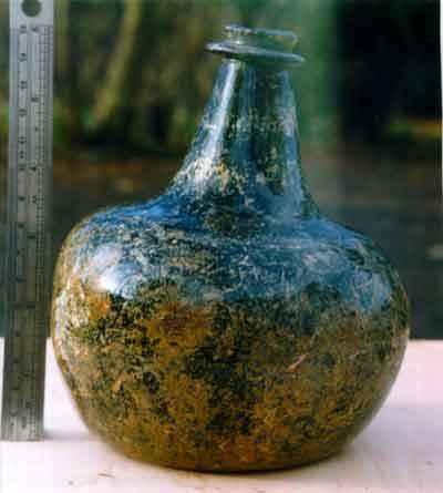 La bottiglia della strega di Reigate