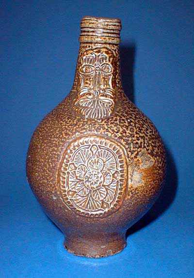 Brocca di Bellarmino del 1650