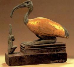 Dio Thot - antico Egitto