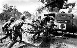 Medevac - Guerra del Vietnam