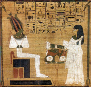Osiride - Dio antico Egitto