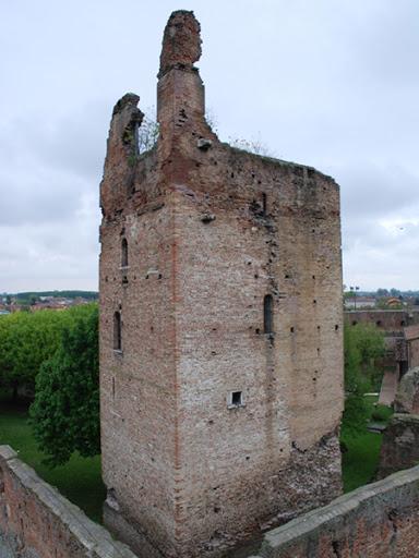 Castel d'Ario - La Torre della Fame