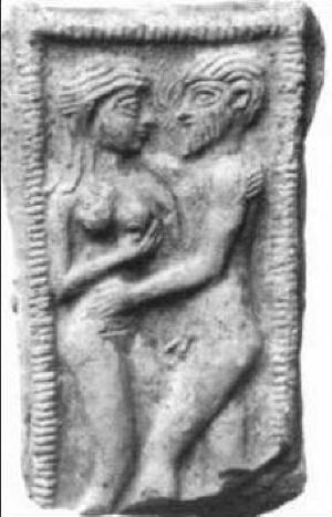 La discesa di Inanna agli Inferi