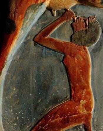 Faraoni: la nascita divina