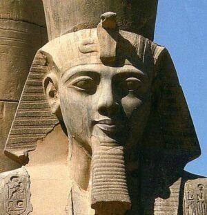 Faraone antico Egitto