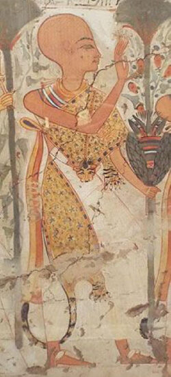 Sacerdote antico Egitto