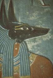 Anubi dio antico Egitto