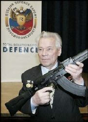 Mikhail Timofeevich Kalashnikov