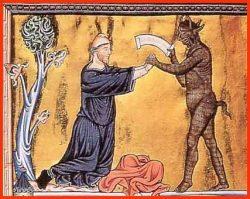 Magia nel Medioevo